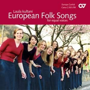Chorbuch European Folksongs
