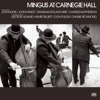 Mingus At Carnegie Hall (Deluxe Edition) [2021 Remaster]