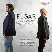 Elgar: Cello Concerto, Enigma Variations