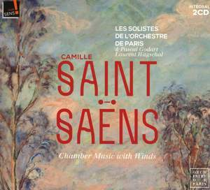 Saint-Saens Chamber Music With Winds