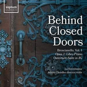 Behind Closed Doors, Brescianello Vol. 1 Product Image