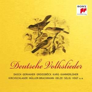 Deutsche Volkslieder / German Folk Songs
