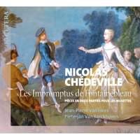 Nicolas Chedeville: Les Impromptus de Fontainebleau