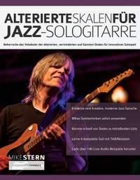 Alterierte Skalen fur Jazz-Sologitarre