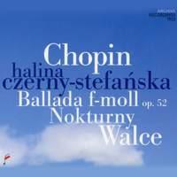 Chopin: Ballades, Nocturnes and Waltzes
