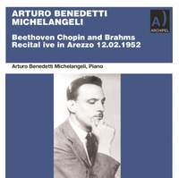 Beethoven, Chopin & Brahms: Piano Works (Live)