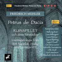 Mehler: Petrus de Dacia (Excerpts) [Live]