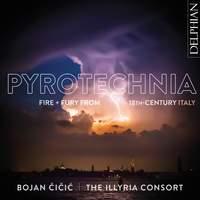 Pyrotechnia: Fire & Fury from 18th Century Italy