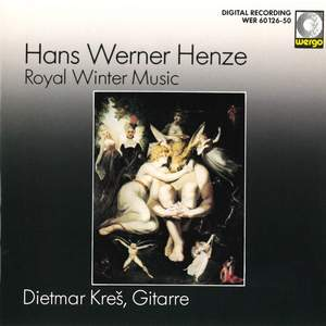 Hans Werner Henze: Royal Winter Music