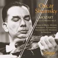 Mozart: Violin Concerto No. 5