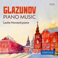 Glazunov: Piano Music