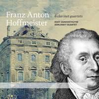 Franz Anton Hoffmeister: 6 Clarinet Quintets