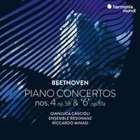 Beethoven: Piano Concertos Nos. 4 & 6