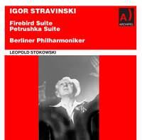 Stravinsky: The Firebird Suite & Petrushka