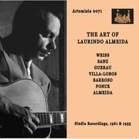 Villa-Lobos, Barroso & Others: Works for Guitar