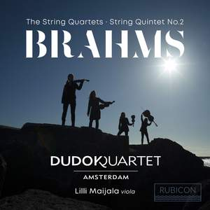 Brahms: The String Quartets & String Quintet No. 2