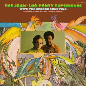 The Jean-Luc Ponty Experience With The George Duke Trio