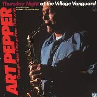Thursday Night At Village Vanguard