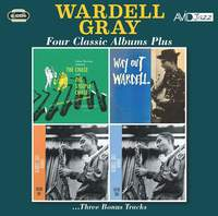 Four Classic Albums Plus (The Chase & The Steeplechase / Way Out Wardell / Memorial Album Vol 1 / Memorial Album Vol 2)