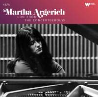 Martha Argerich - Live from the Concertgebouw - Vinyl Edition