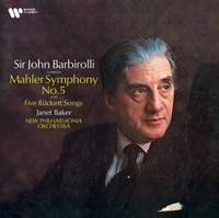 Mahler: Symphony No. 5 & Rückert-Lieder