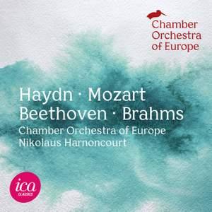 Haydn, Mozart, Beethoven, Brahms