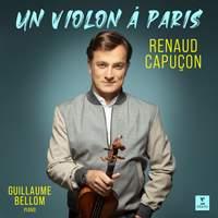 Un violon à Paris