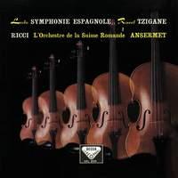 Lalo: Symphonie espagnole; Sarasate: Carmen Fantasie; Zigeunerweisen; Saint-Saëns: Havanaise; Introduction et Rondo Capriccioso