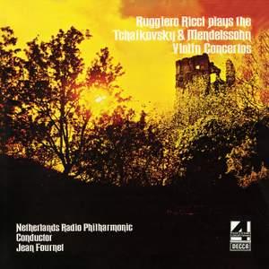 Mendelssohn: Violin Concerto; Tchaikovsky: Violin Concerto; Swan Lake
