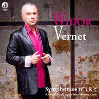 Widor: Symphonies Nos. 1 & 5