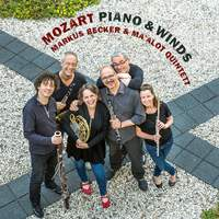 Mozart: Piano & Winds
