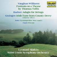 Vaughan Williams, Satie, Barber & Fauré: Orchestral Works