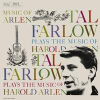 Tal Farlow Plays The Music Of Harold Arlen