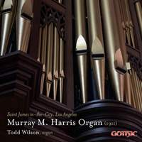 Murray M. Harris Organ (1911)