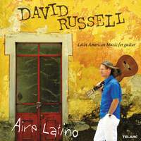 Aire Latino: Latin Music for Guitar