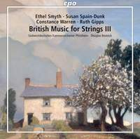 British Music for Strings, Vol. 3