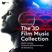 Spatial Audio - The 3D Film Music Collection